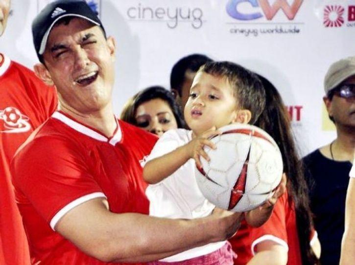 Aamir Khan, Azad Rao
