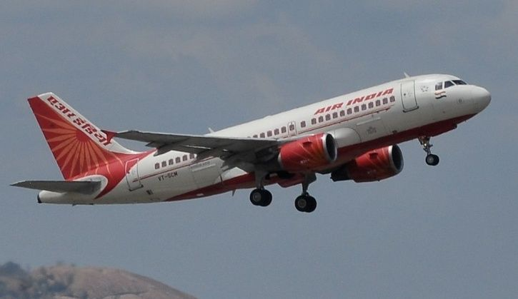 Shanavi Ponnusamy Vs Air India