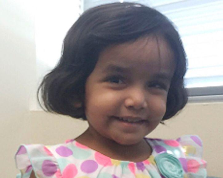 Sherin Mathews case