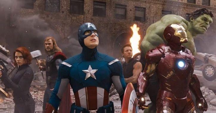 Avengers: Infinity War teaser trailer