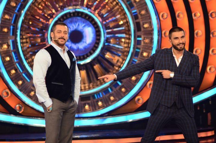 Salman and Ranveer