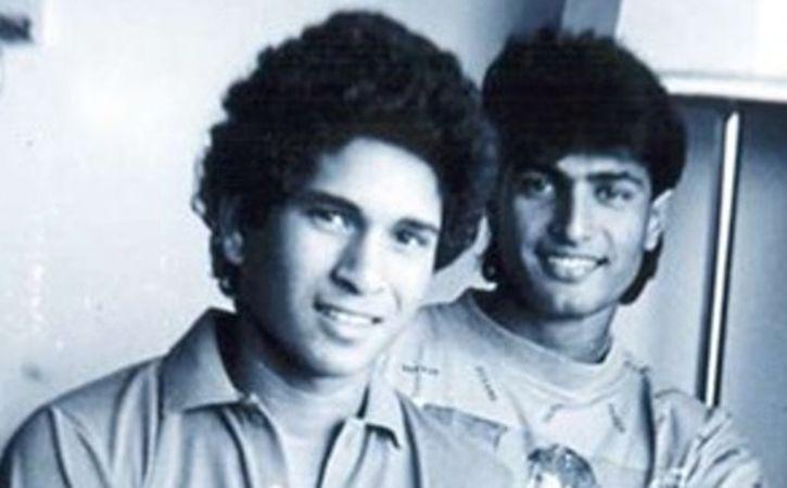 Sachin and Salil Ankola