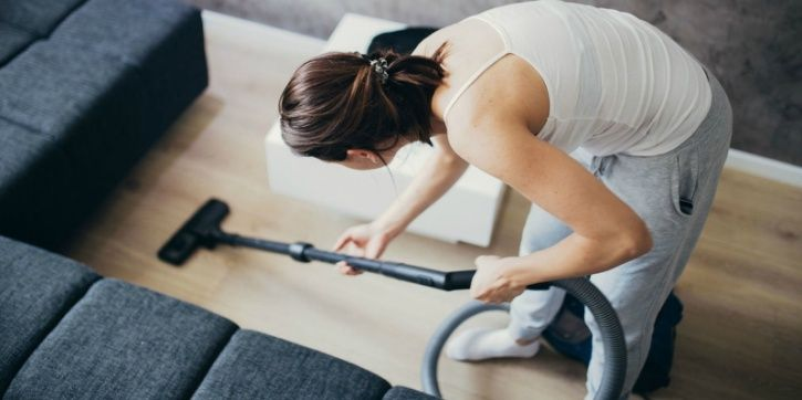 Your daily 'to-do' list of chores and errands can give you a variety of health benefits and even increase your lifespan, found a recent study.  A report from the McMaster University of Canada found that performing household chores five times a week for half an hour decreases the risk of death by 28 percent and of heart disease by 20 percent.   Basically, just staying active for 750 minutes a week can cut your chances of dying by almost 40 percent, according to the study!
