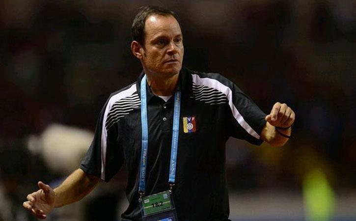 coach of Venezuela's under-20 women's national soccer team has been fired
