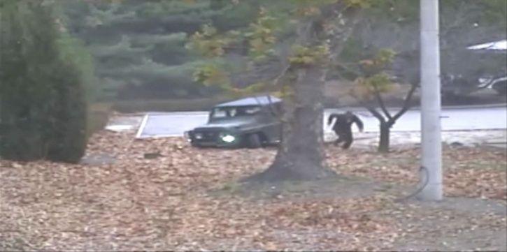 Defected North Korean Soldier