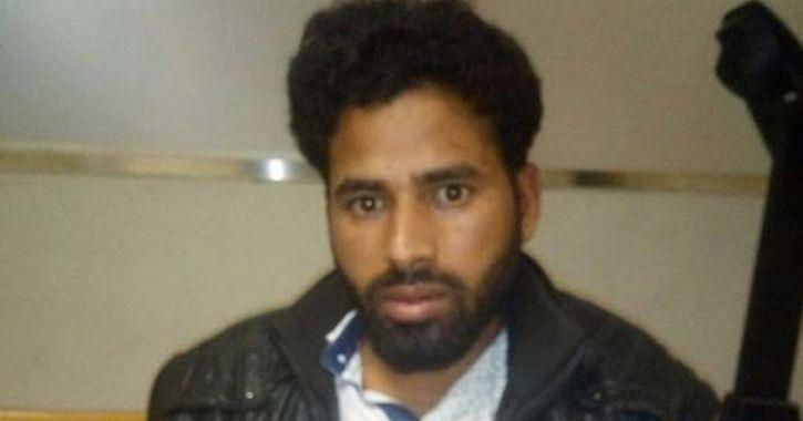 Suspected ISIS operative Abu Zaid