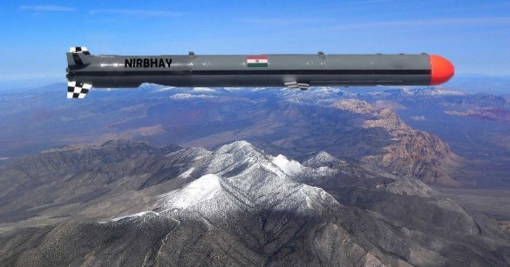Subsonic Cruise Missile