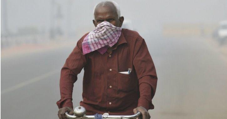 costa rica delhi smog pollution