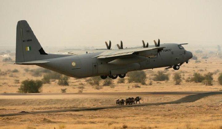 IDF C-130J