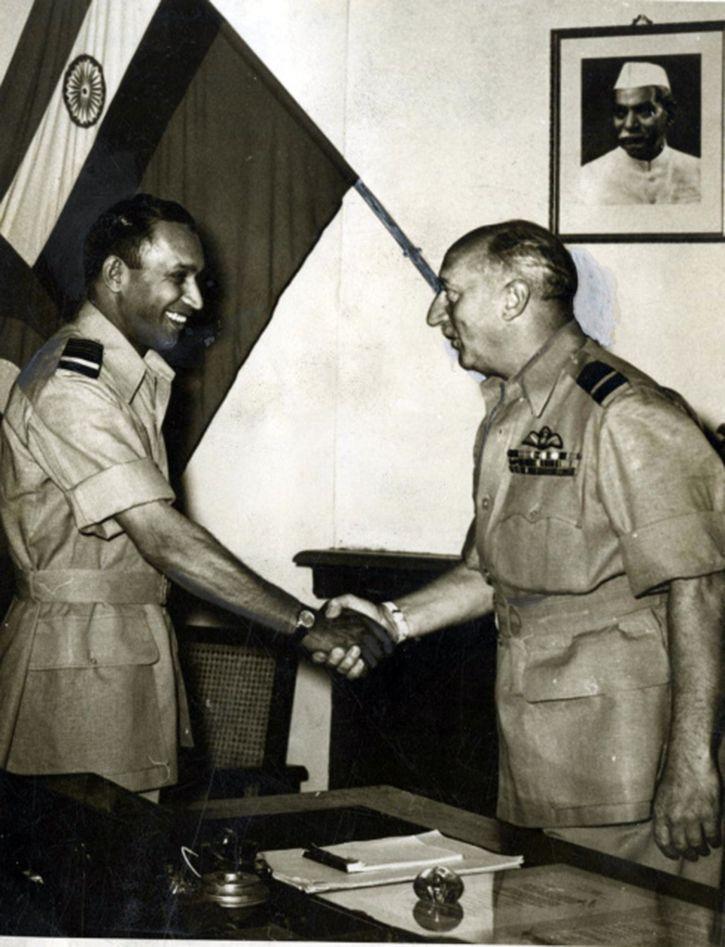 Air Marshal Subroto Mukherjee