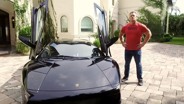 John Cena Auto Geek