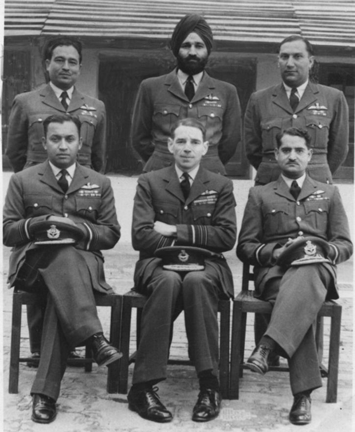 The Big Six of Indian Air Force