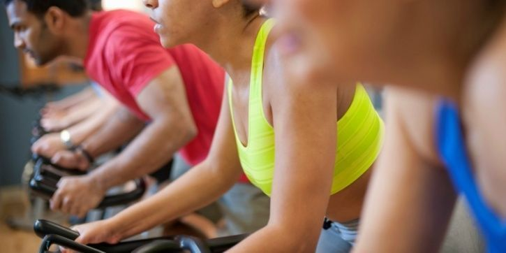Hitting the gym by yourself is one thing, but getting in a workout with your friends/group takes your workout to a whole new level, claims a recent study.  These are the benefits stated by the study as well as the other benefits that working out in a group can give you: