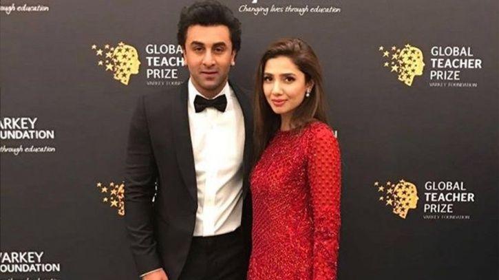Ranbir and Mahira