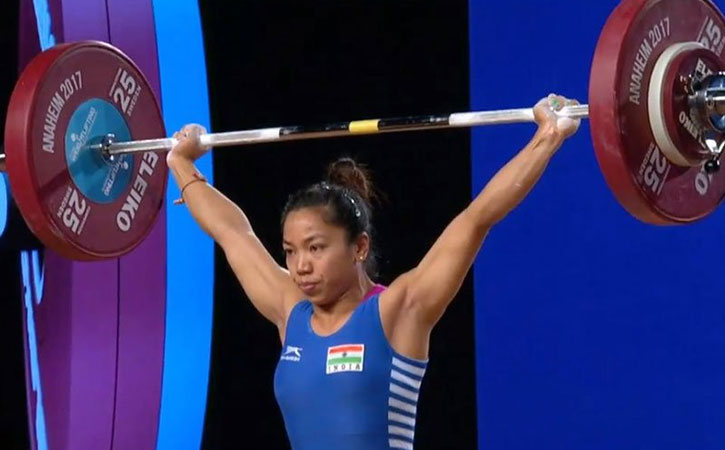 Mirabai Chanu became the first Indian in over to win a gold medal