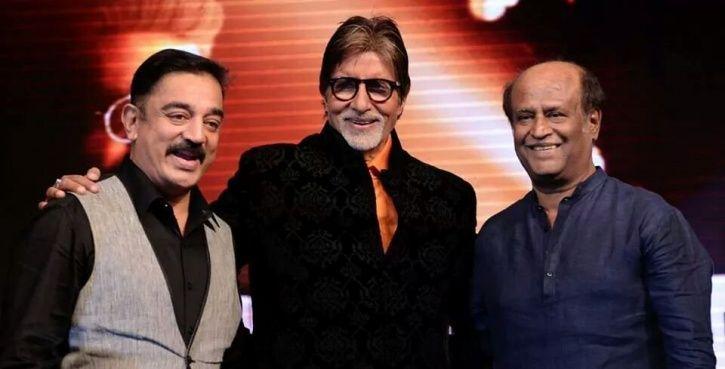 Rajinikanth, Big B, Kamal Haasan