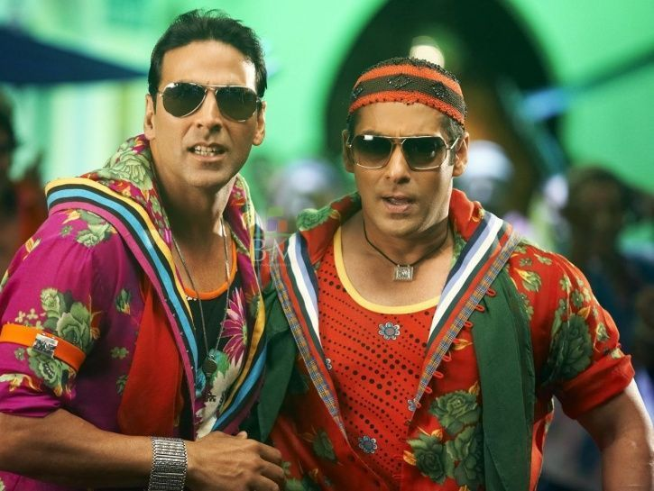 Salman and Akshay