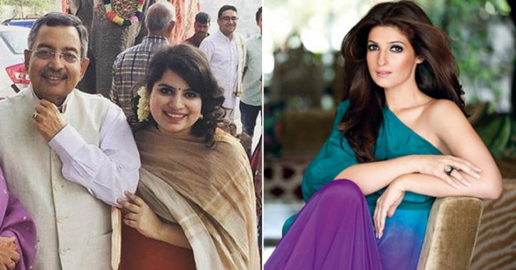 Mallika Dua, Twinkle Khanna