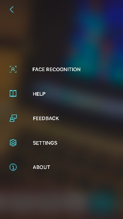 Seeing AI face recognition