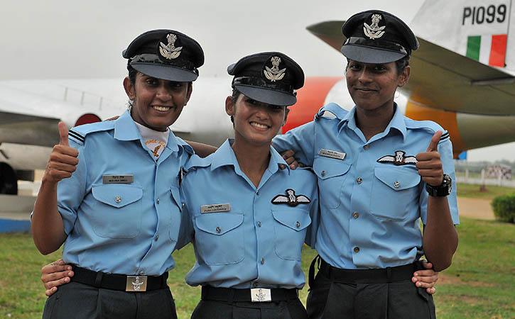 Avani Chaturvedi, Bhawana Kanth and Mohana Singh