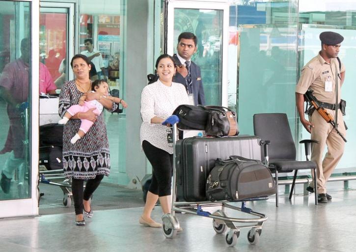 Aadhaar Enabled Airport