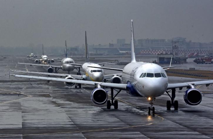 Potholes mumbai airport