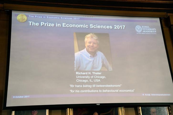 Economics Prize 2017