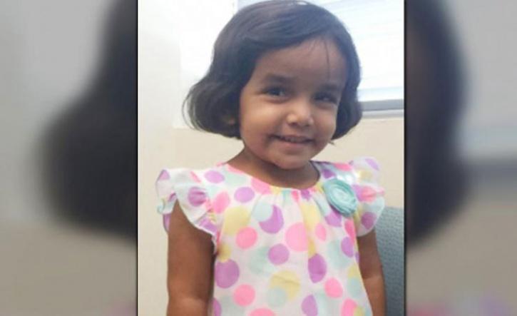 India Born Girl Missing