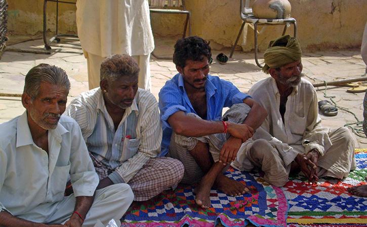 Hindu Migrants