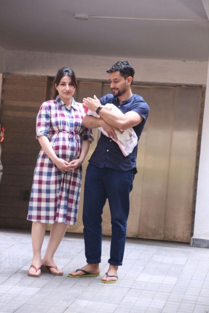 Kunal and Soha