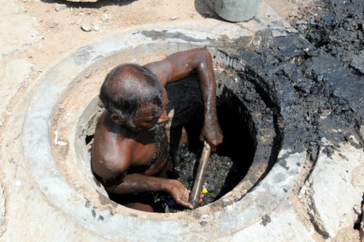 job to kin of workers who died in sewer after protests