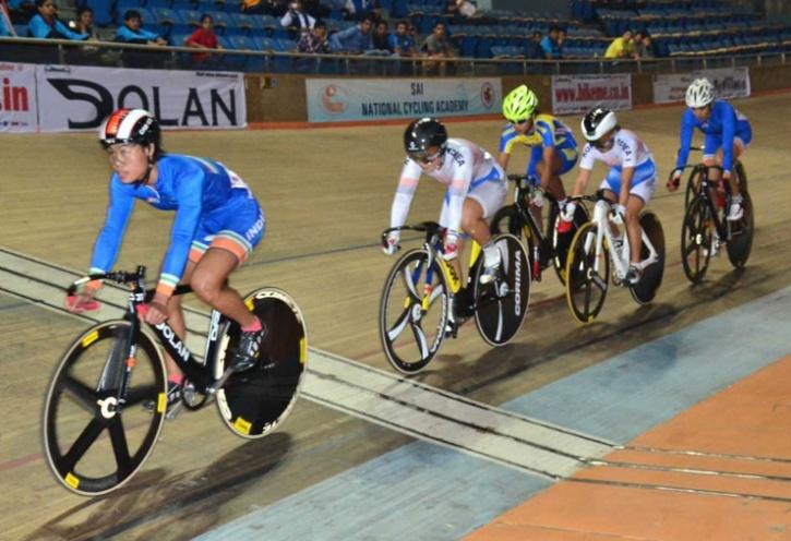 Asia Cup Cycling Deborah