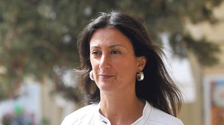 journalist Daphne Caruana Galizi