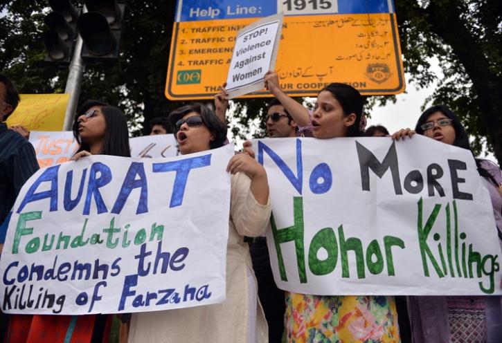 woman killing law pakistan