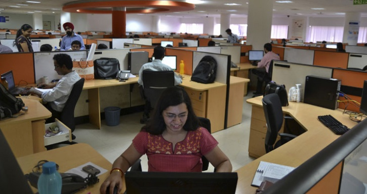 Indian IT professionals