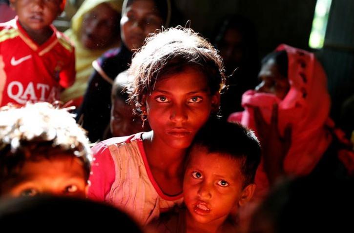 Myanmar Violence