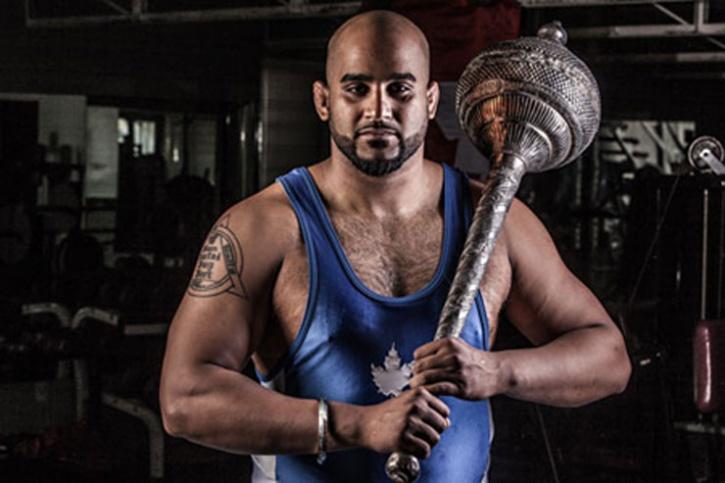 Arjan Bhullar