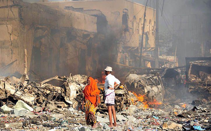 Deadliest Suicide Bombing