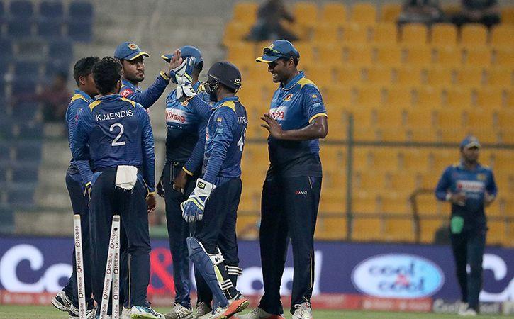 sri lanka Cricketers