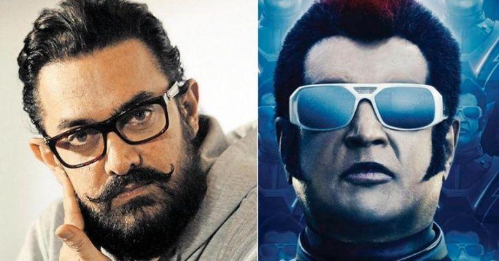 Rajinikanth, Aamir Khan