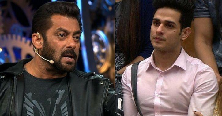 Salman Khan, Priyank Sharma