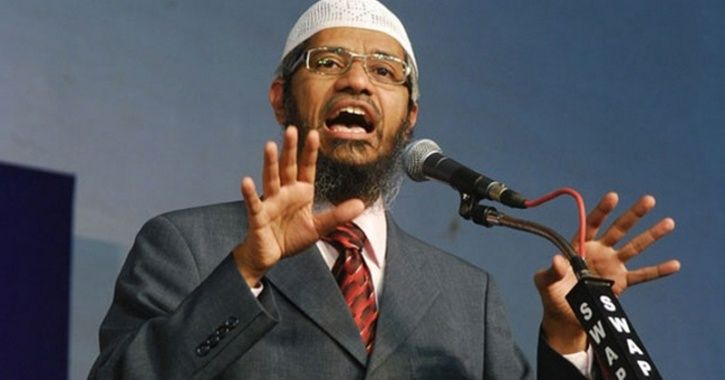 zakir naik muslim booked