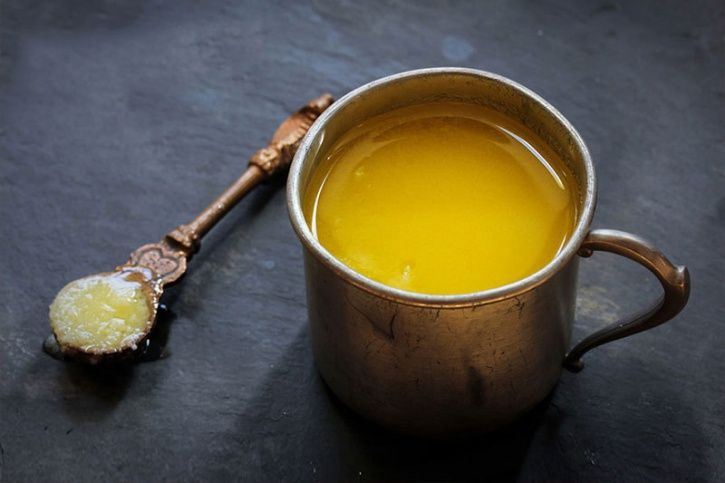 Think of ghee as your friend  Ghee, a quintessential component of your mithai, this essential fat helps your body assimilate essential vitamins like A, D, and E, which are required to protect your bones, skin and immune functions. The only caveat is that you need to cultivate the habit of preparing sweets at home using fresh and organic ingredients, instead of buying them from a store or mall.