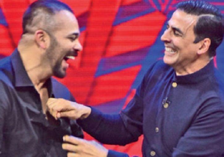 Rohit and akshay