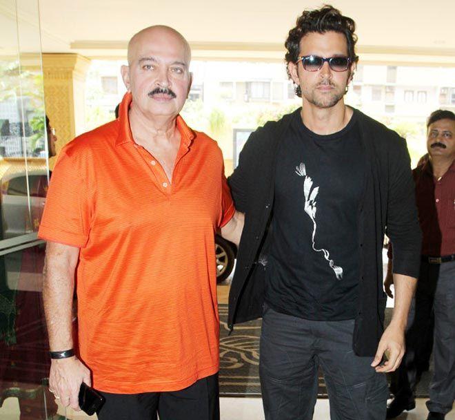 Rakesh and Hrithik