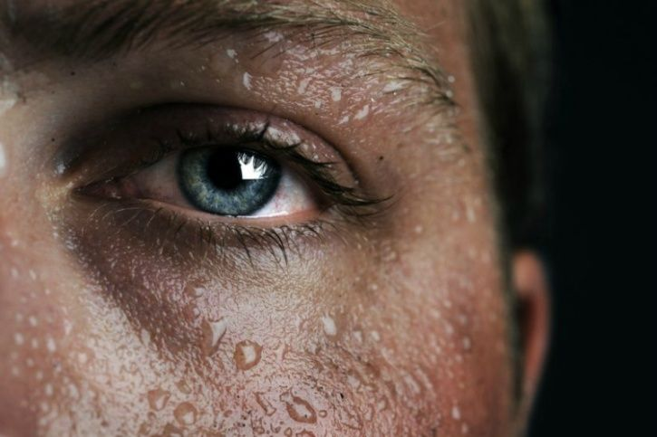 Blood, sweat and tears; a catch phrase that a lot of us have grown up hearing, often used to quantify the 'hard work' needed for whatever it is that you want to get accomplished.  But an unusual medical condition, called Hematohidrosis, gives a new meaning to this phrase