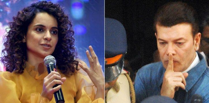 Kanagna and Aditya Pancholi