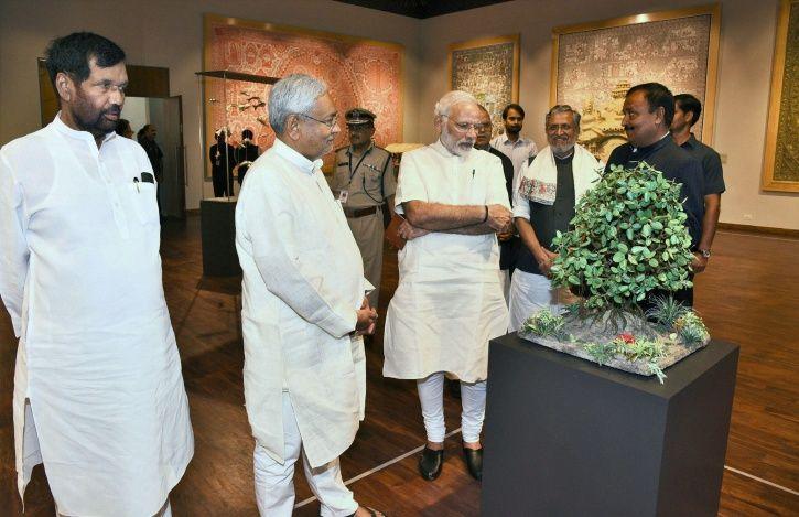 Pm Modi, Nitish Kumar, Bihar