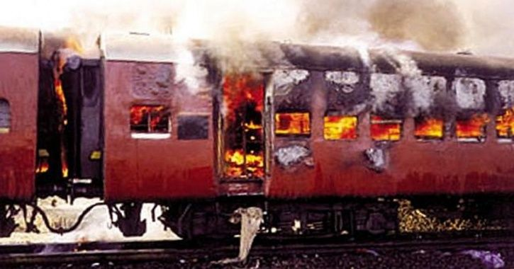 train carnage