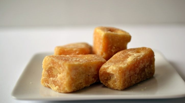 Make a healthy swap of ingredients  As mentioned above homemade sweets made in organic ghee is great for diabetics and people trying to lose weight. Combining organic ingredients like jaggery (great substitute for sugar), ghee, nut, and besan atta (chickpea flour) make for an ideal nutritious treat.